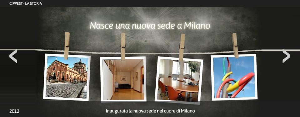 Sede Cippest in corso Magenta a Milano in zona Cadorna